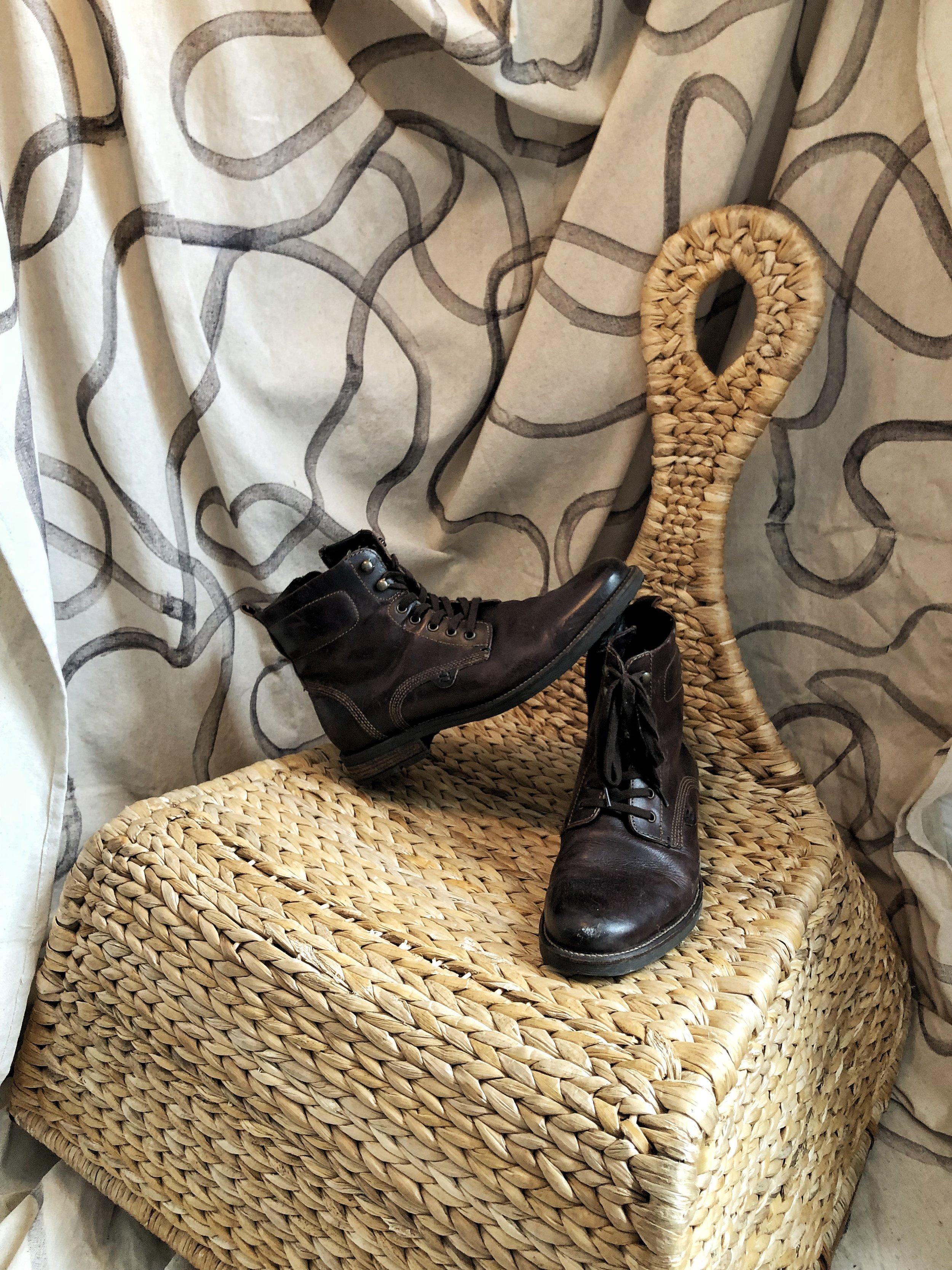alfani brown boots.