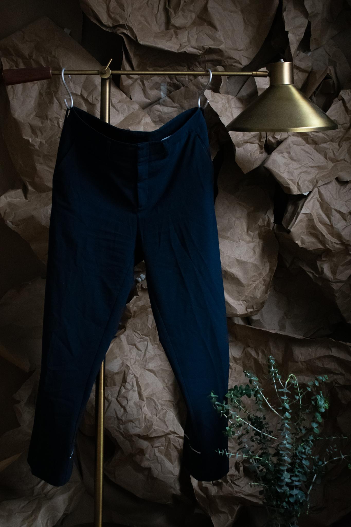 oak + fort trouser. <1 year. $20. good as new.