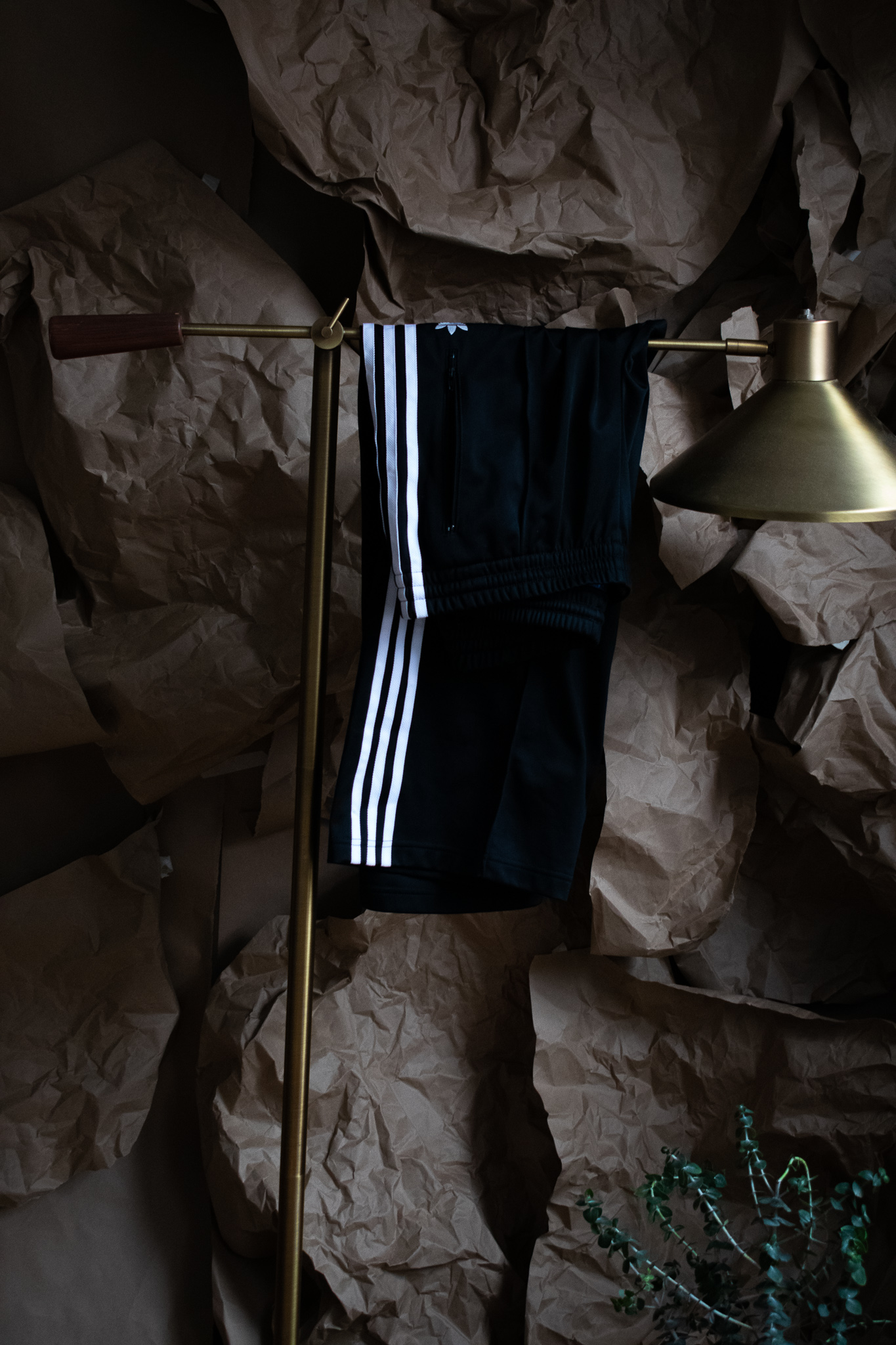 Adidas wide-leg pant. 2 years. $12. good as new.