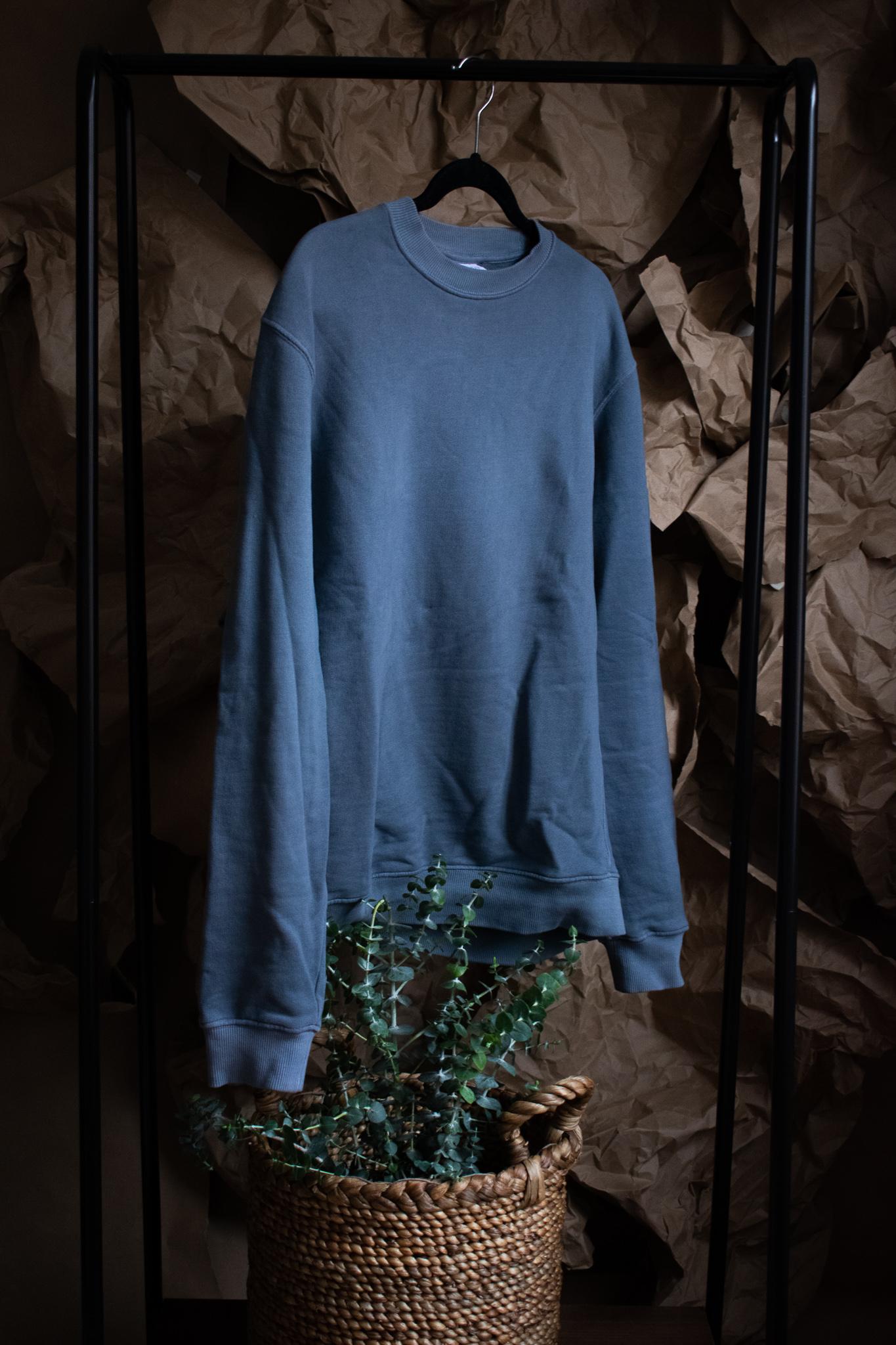 centrefront sweatshirt. <1 year. $70. good as new.