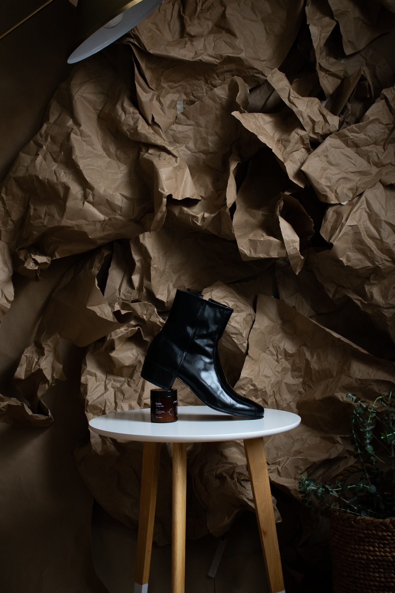 florsheim boot. <1 year. $130. good as new.