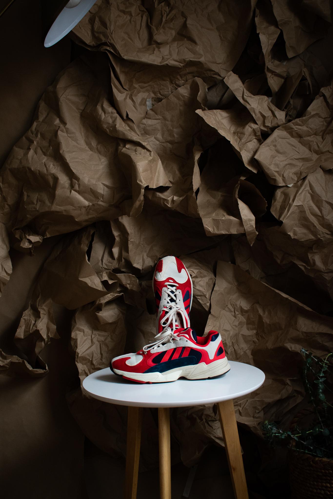 adidas yung-1. <1 year. $130. good as new.