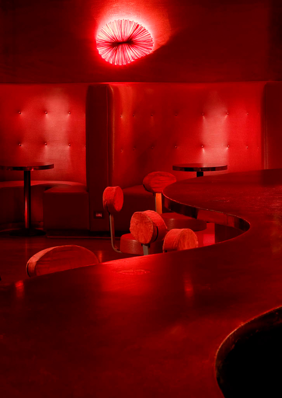 Fusion Night Club. Photographed for portfolio development.