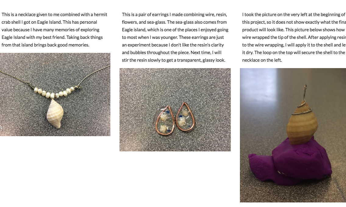 Students brainstorm arrangements using photography and language to reflect on potential combinations -