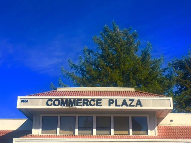 Commerce Plaza, Rohnert Park