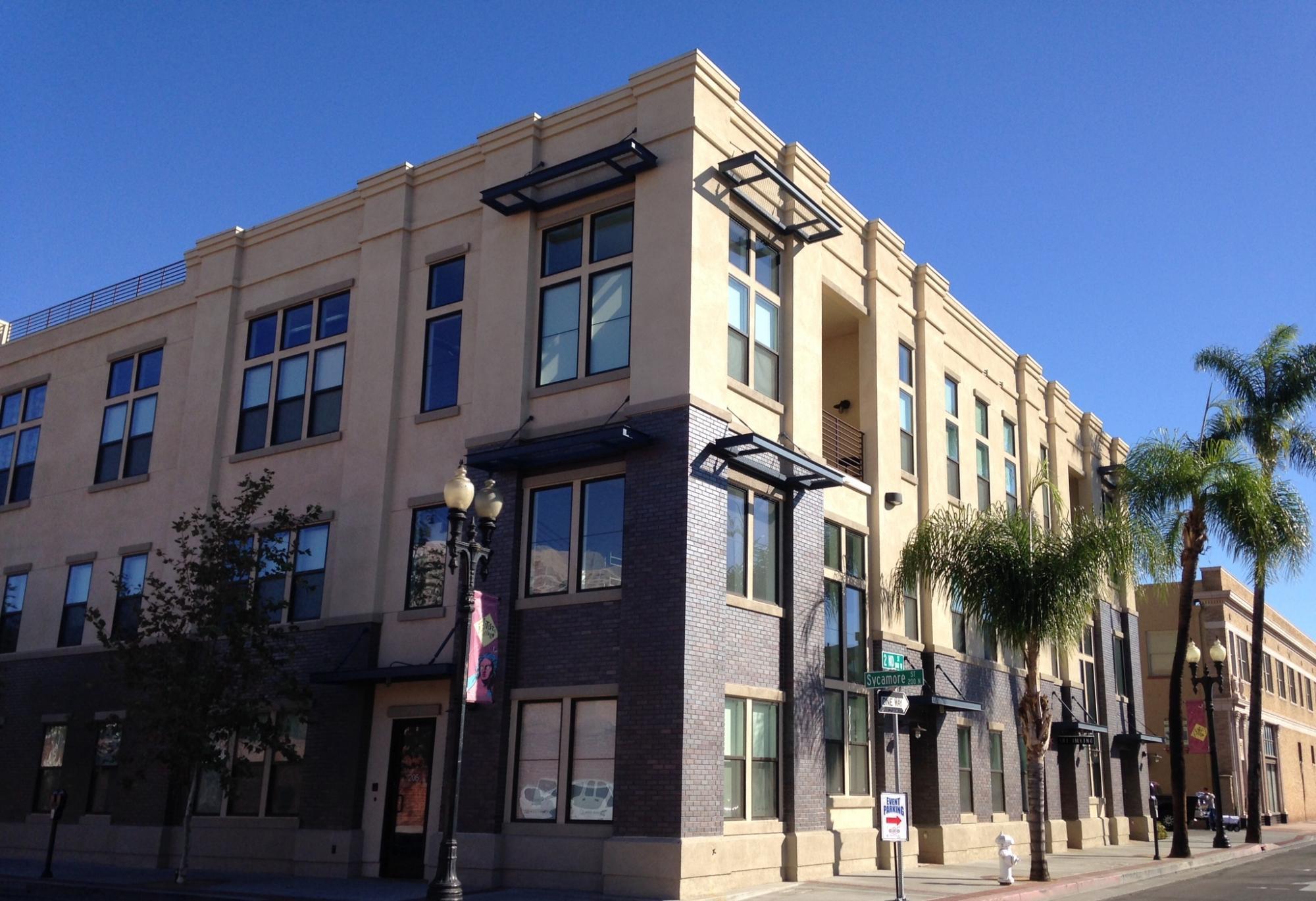 Santa Ana Lofts, Santa Ana