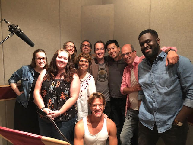 07.23.19 Intermediate Voice Acting: Commercial & Animation
