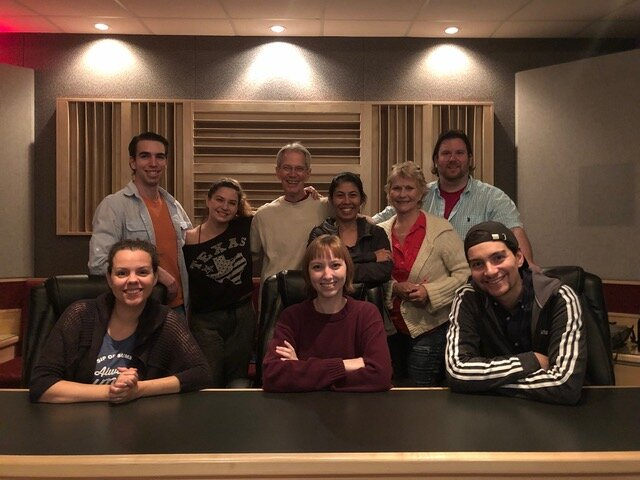 09.17.19 Intermediate Voice Acting Commercial & Animation