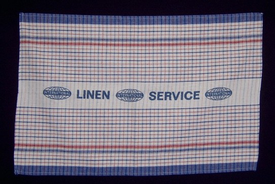 Tea towels - personalised   This item can be tailored for your own logo either by print or embroidery.