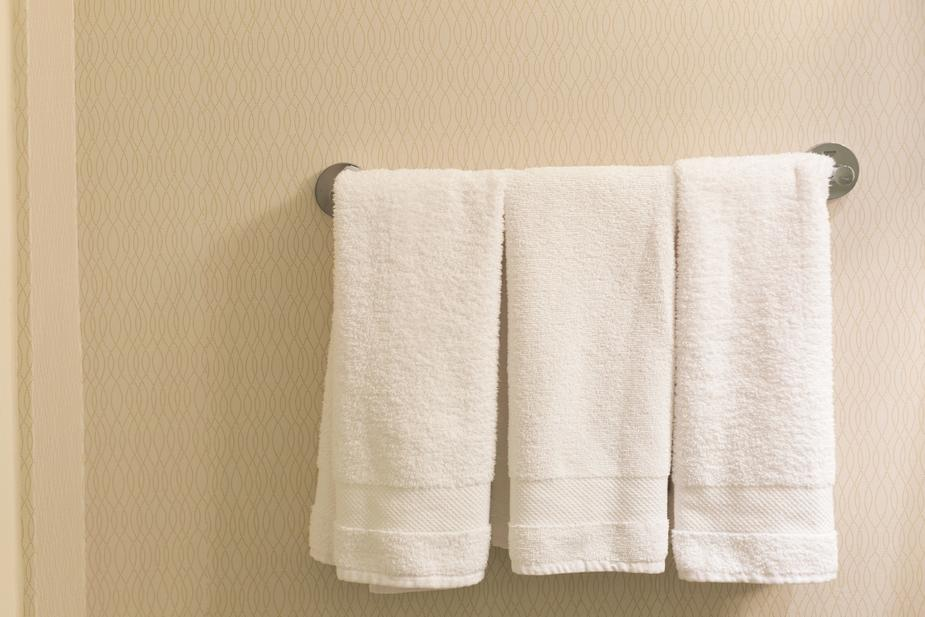 Towels and Bathroom -