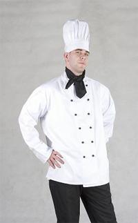 Chef jackets   Sizes: XS-3XL