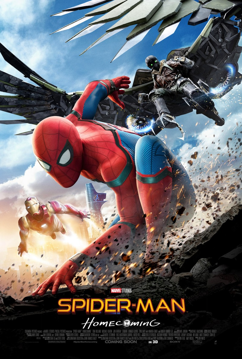 Spider-Man: Homecoming  - M Rating: 4.5 / 5