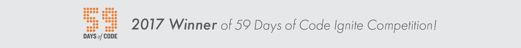 59 Days of Code