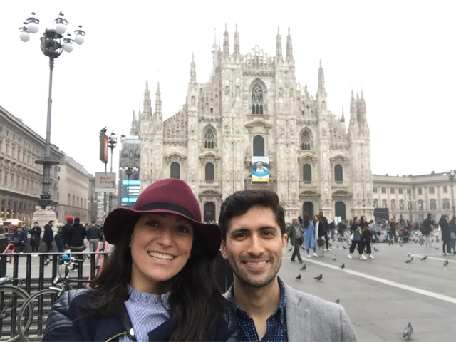 Catherine A. Castillo and José Medina Pardo  Mar. 18 - Mar. 26, 2017  Catherine and I keep busy week to week with our full time professions and our e-commerce business. As a vacation trip to Italy drew near, we knew we had to use professional trip planning services to get a well planned itinerary that would allow us to visit seven cities in ten days!  We utilized the services of URBN TRVL to plan the entire trip by just providing our total budget, the cities we wanted to visit, and the attractions/events we wanted to see/attend. URBN TRVL developed the itinerary, booked lodging and events, and provided various recommendations for travel, additional attractions/events, night life activities, and restaurants.  URBN TRVL exceeded our expectations! When it came time to execute the itinerary, we were extremely pleased as our vacation unfolded flawlessly because of the well planned itinerary by URBN TRVL. They saved us a lot of time, energy, and money! I highly recommend them to anyone seeking a well planned and memorable vacation.