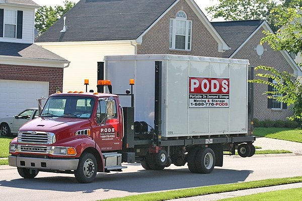 Moving to Myrtle Beach SC? Consider using a PODS container system and let Myrtle Beach Movers® unload it for you.