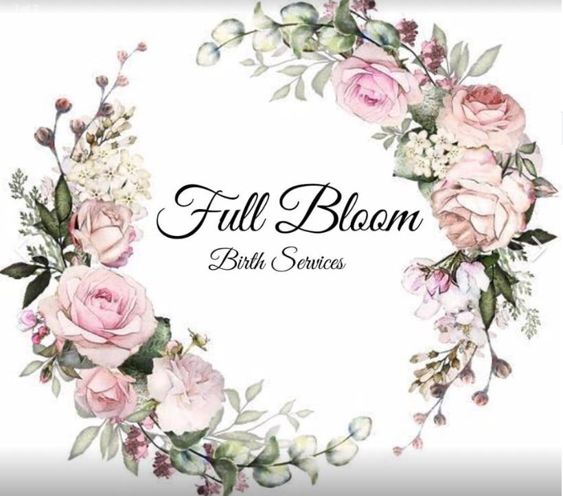 Full Bloom Birth Services - Jen Soares - Birth Doula