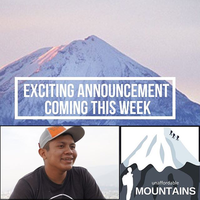 Stay tuned! ...for a sneak preview, see video on the documentary website (see profile for link) // ¡Próximamente! ...para obtener una vista preliminar, ver el video del sitio web del documental (vea el perfil para la liga). . . . #picodeorizabamoutainclimb  #picodeorizaba #givingback #rockclimbingmexico #escaladamexico  #climbvolcanoes  #mexicanvolcanoes  #montañismo #montañismomexico #givingback #inspiredtoclimb #volcanoes #mountaineering #crowdsourcing #unaffordablemountains