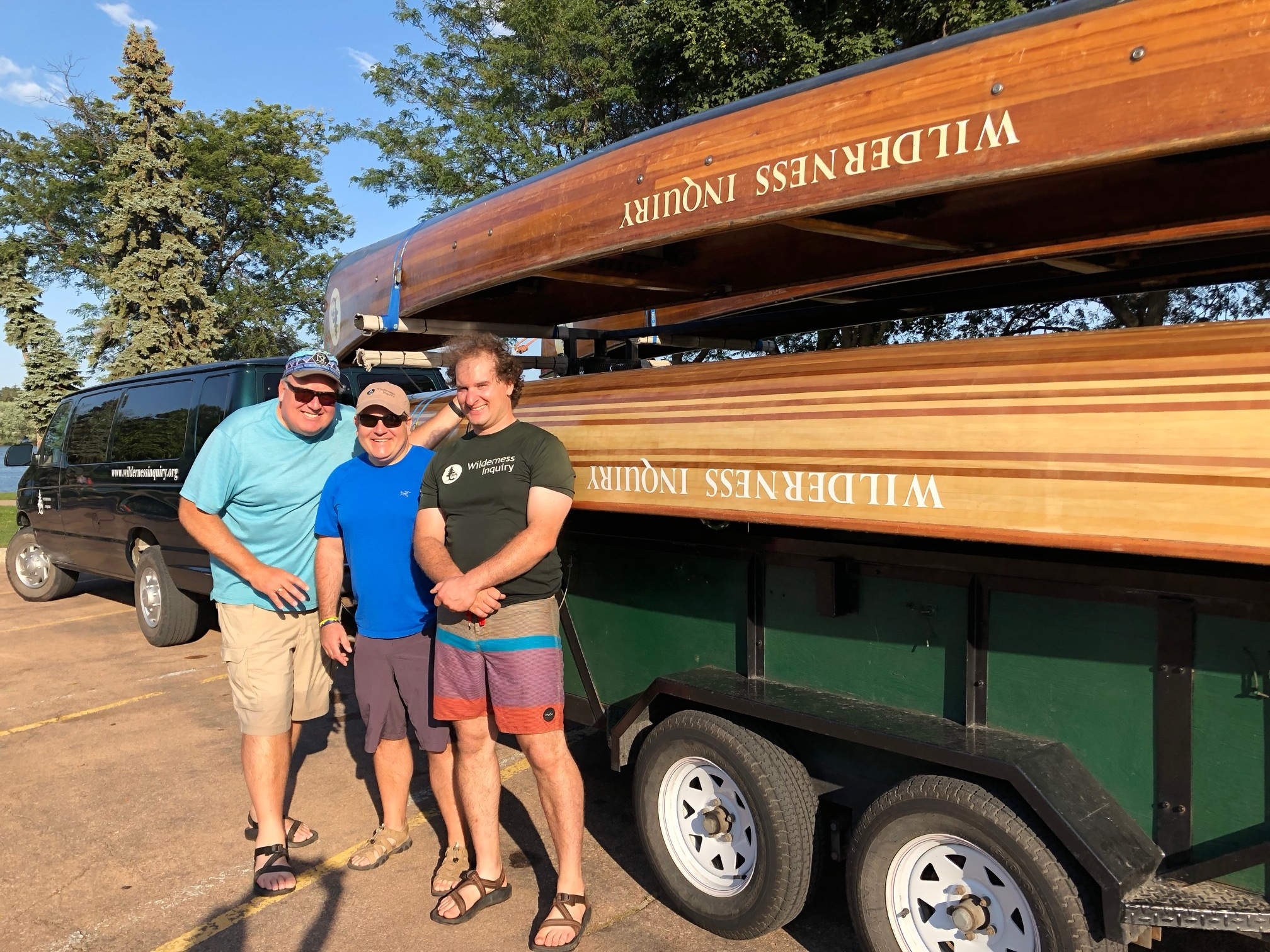 Canoemobile -