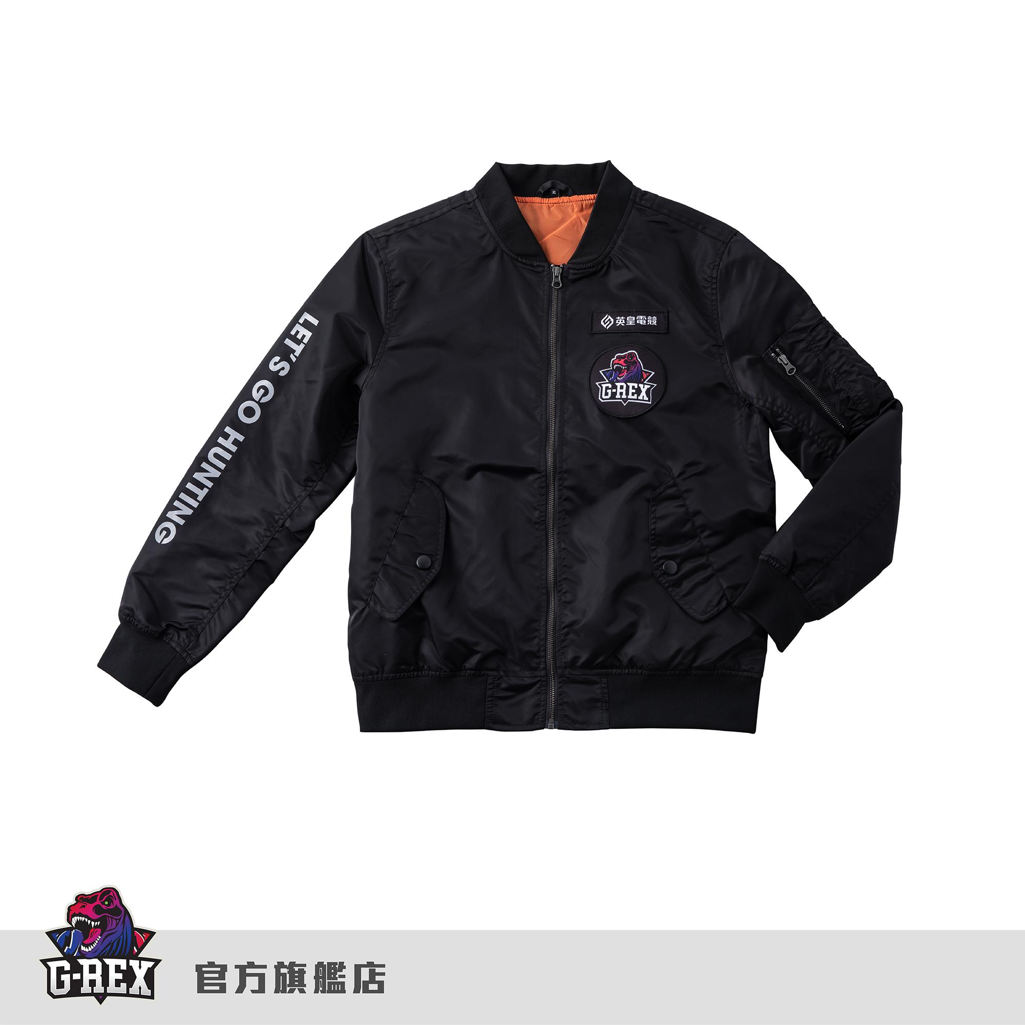 [G-Rex] 經典戰隊外套      HKD $700