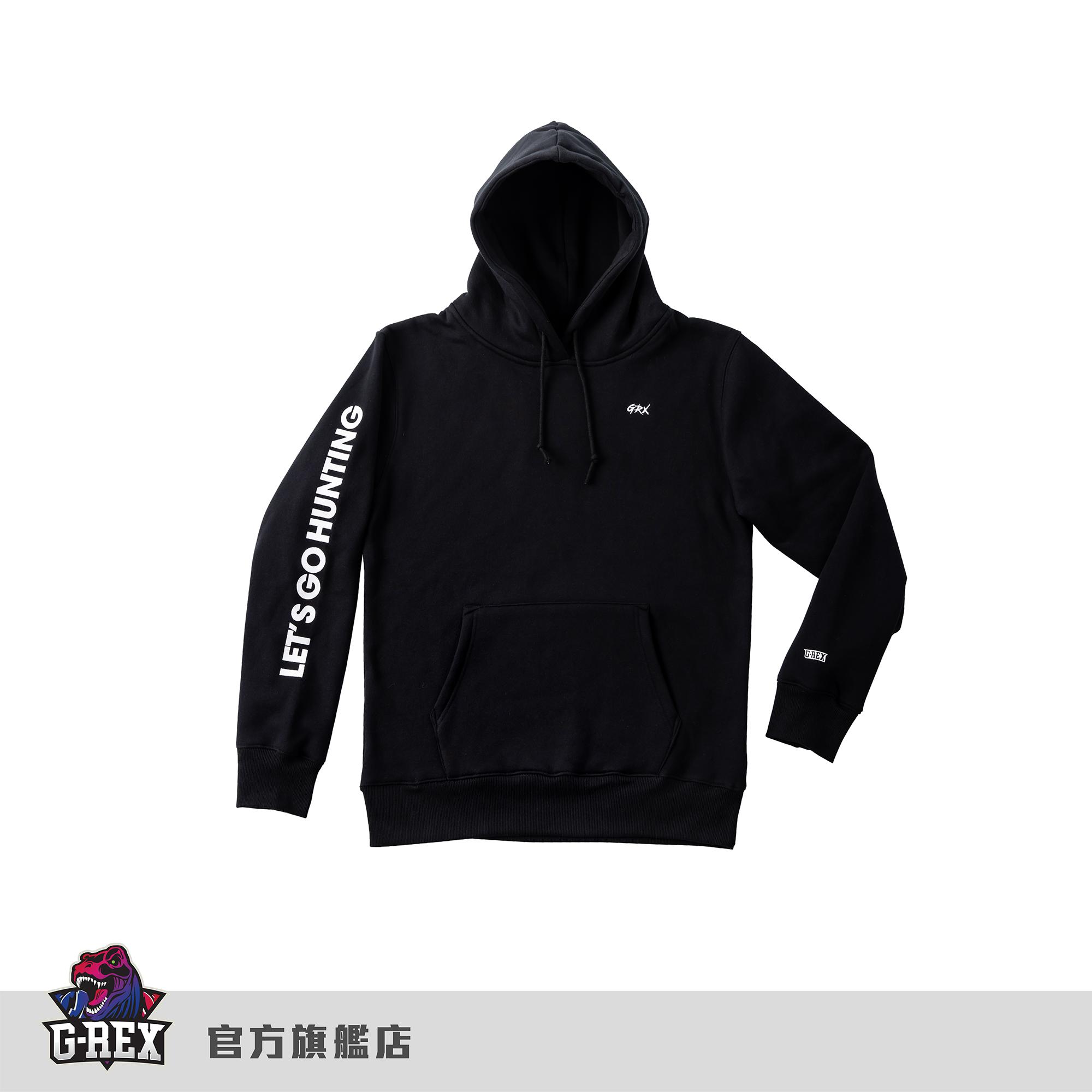 [G-Rex] 官方黑色衛衣      HKD $390