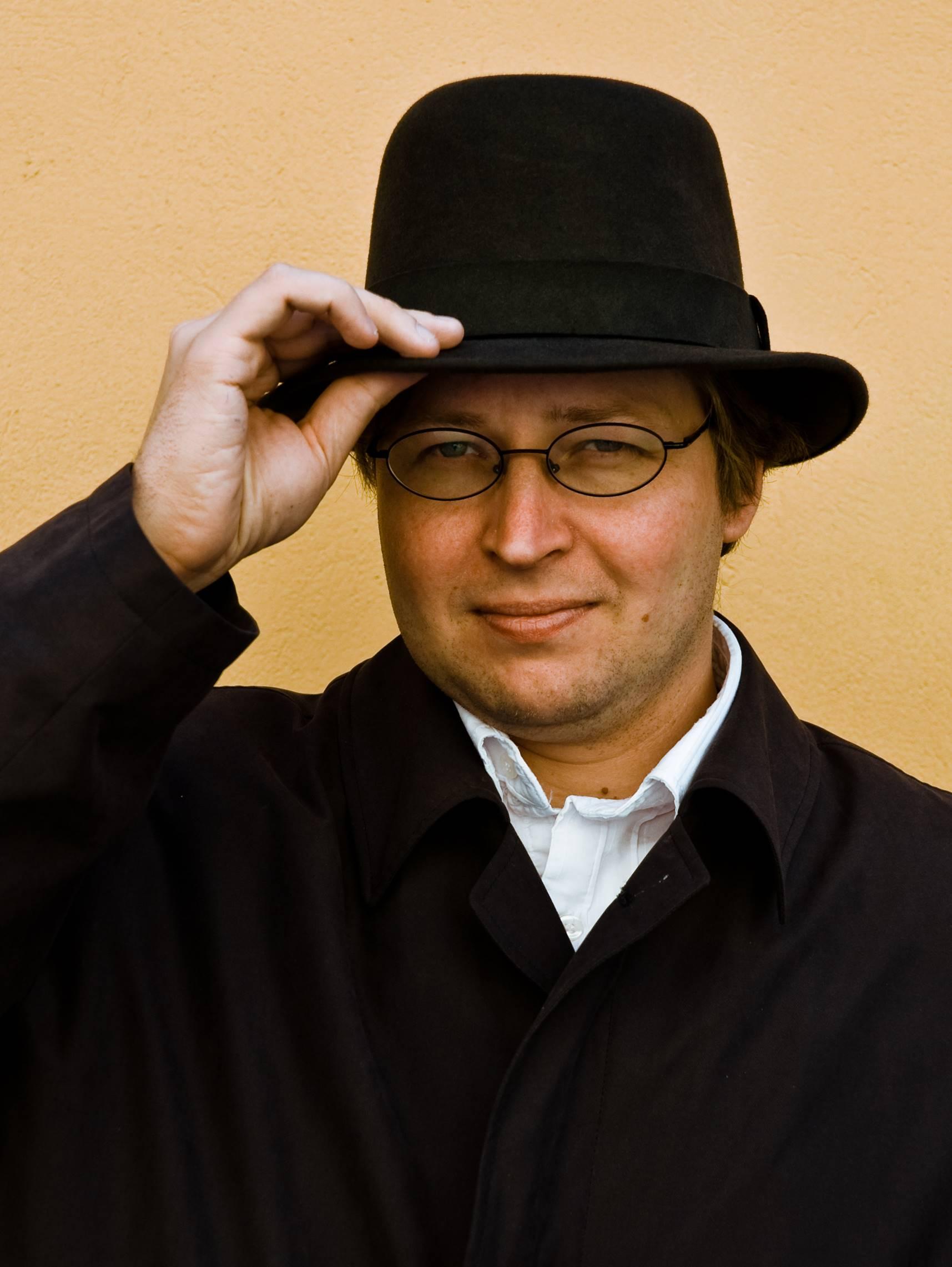 Dr. Sam Inkinen (Kuva: Markus Koljonen)