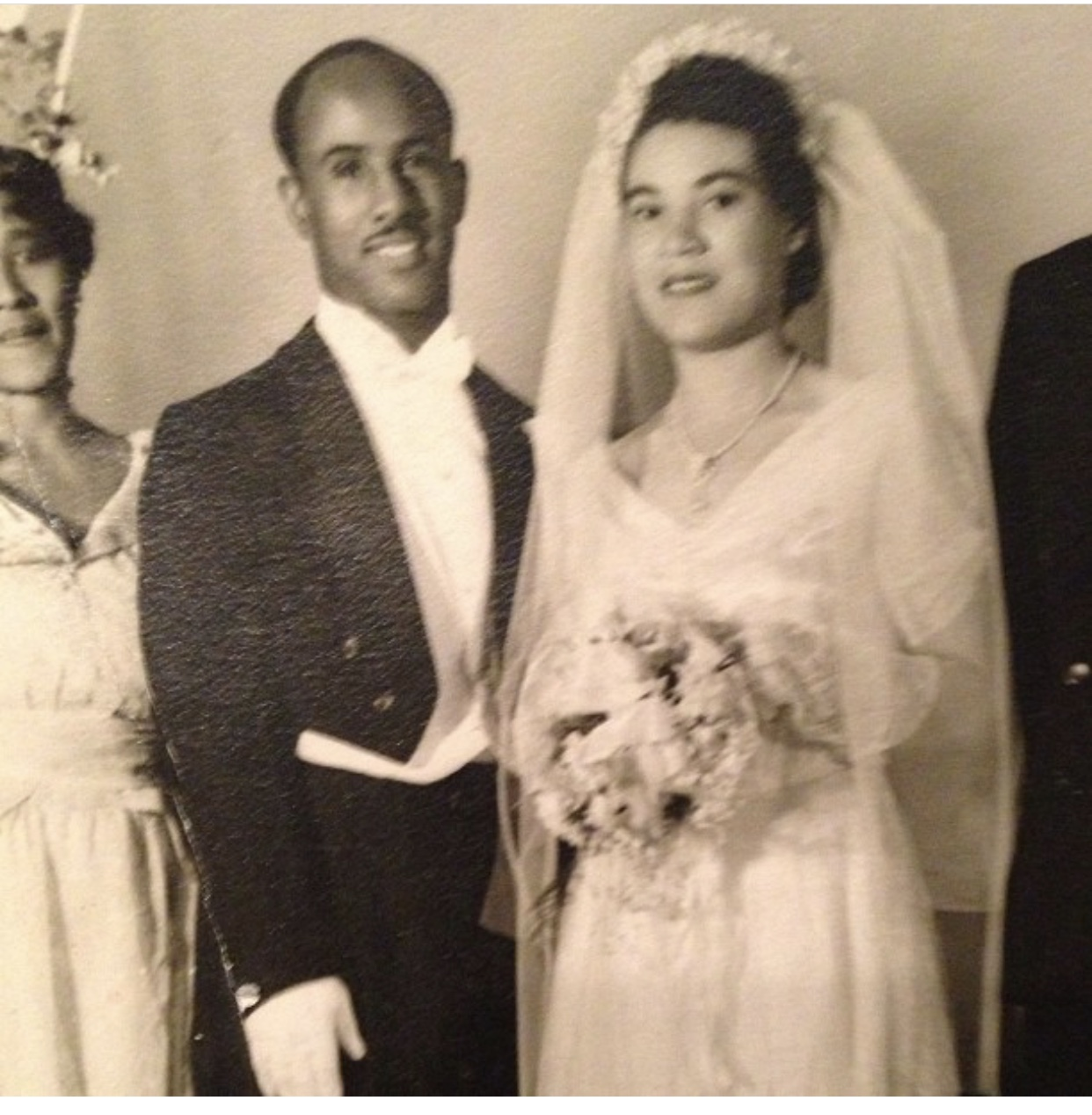 My grandpa and Grandma