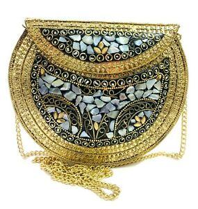 Ethnic Mosaic Clutch