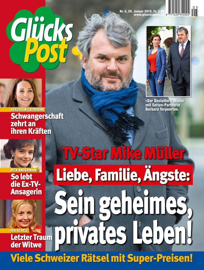 Glückspost - Annonces de rubrique, point de rencontre