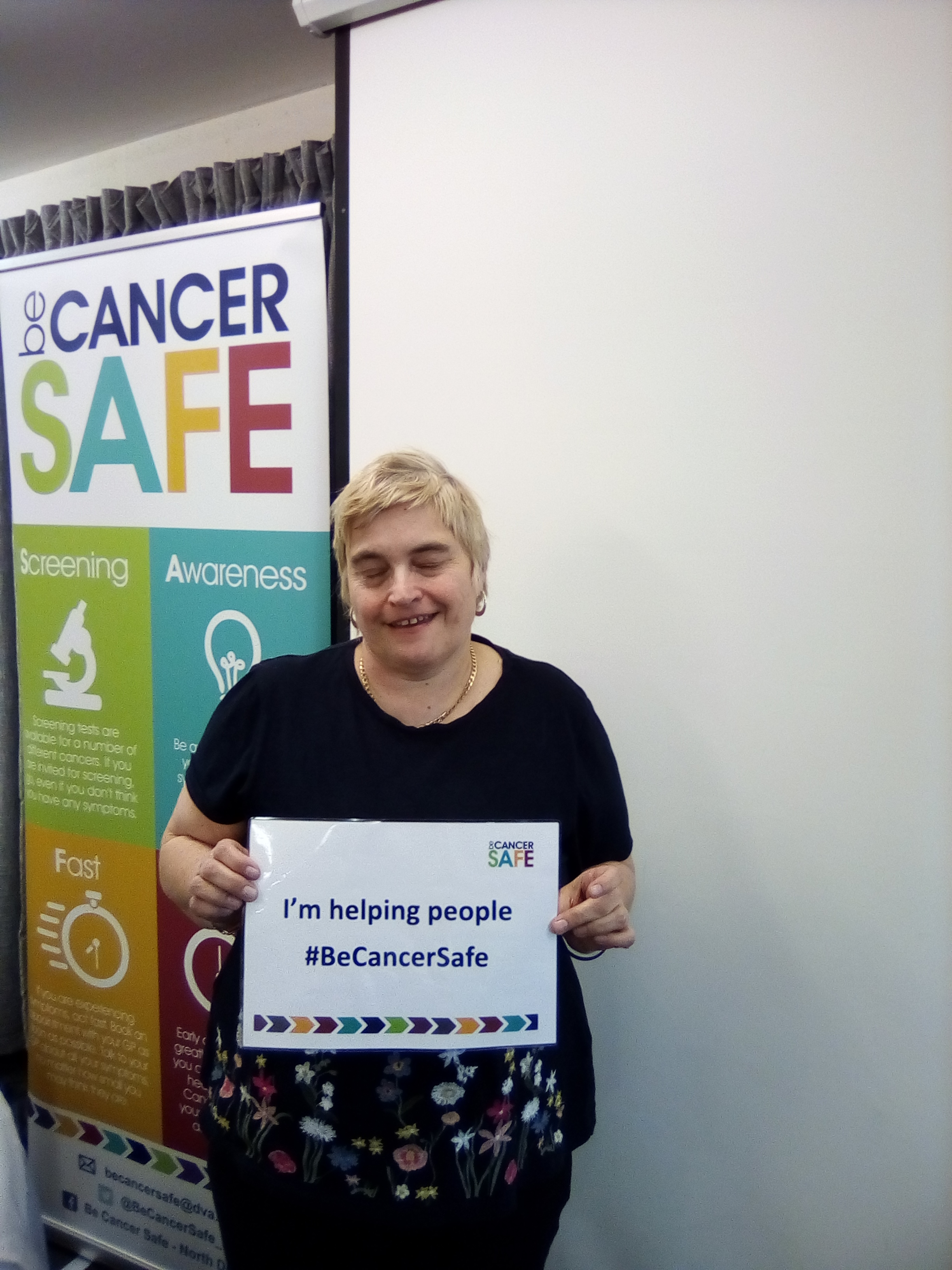 Sue from Derbyshire Borderline Personality Disorder Support Group