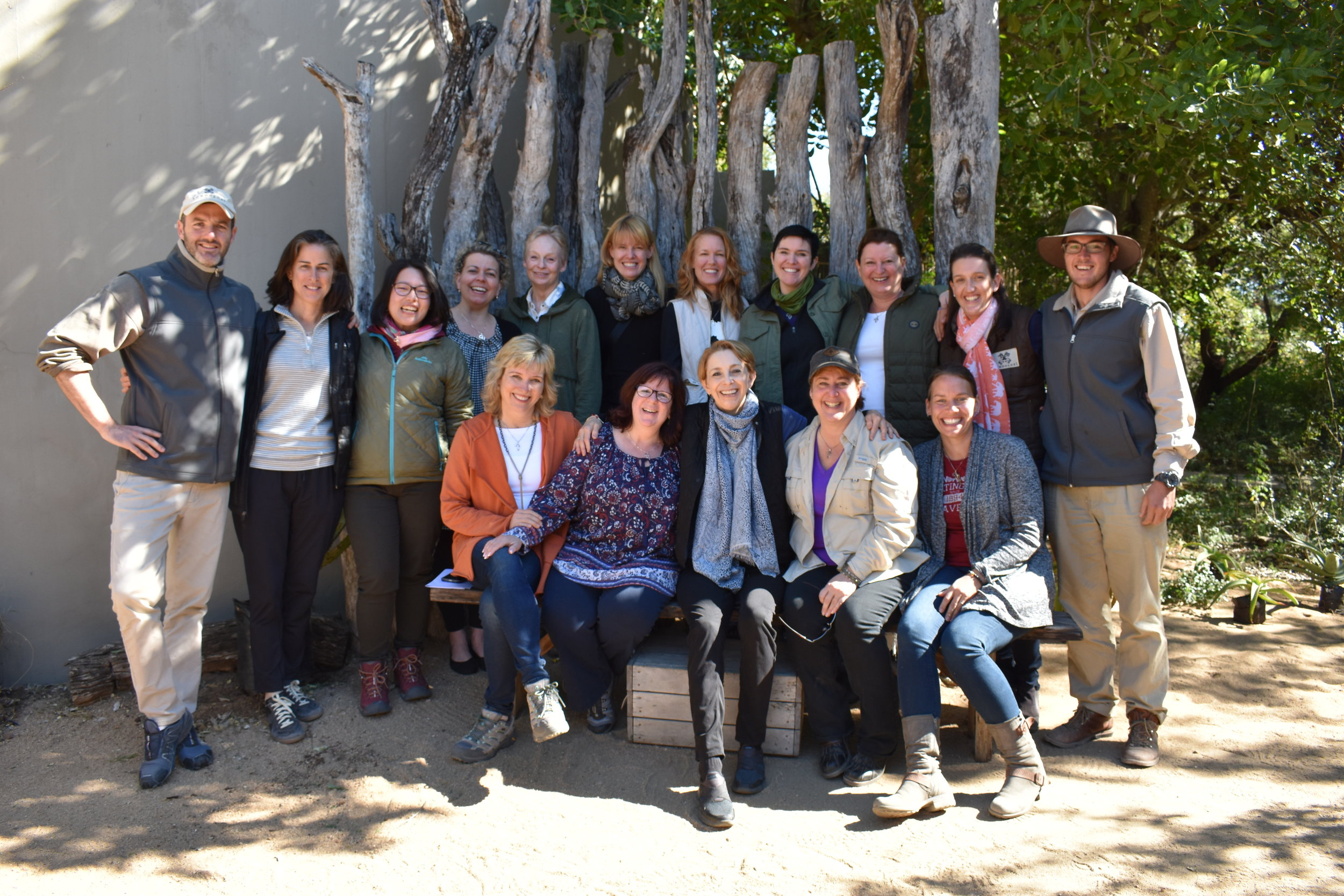 - Londolozi, South Africa 2018 - Commitment to Self-Healing with Martha Beck & Co.