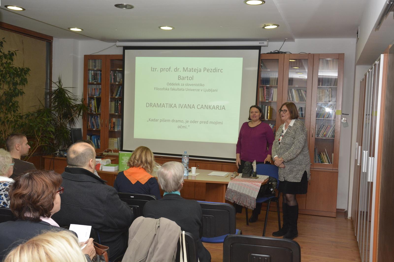 Predstavitev predavatljice dr. Mateje Pezdirc Bartol.JPG