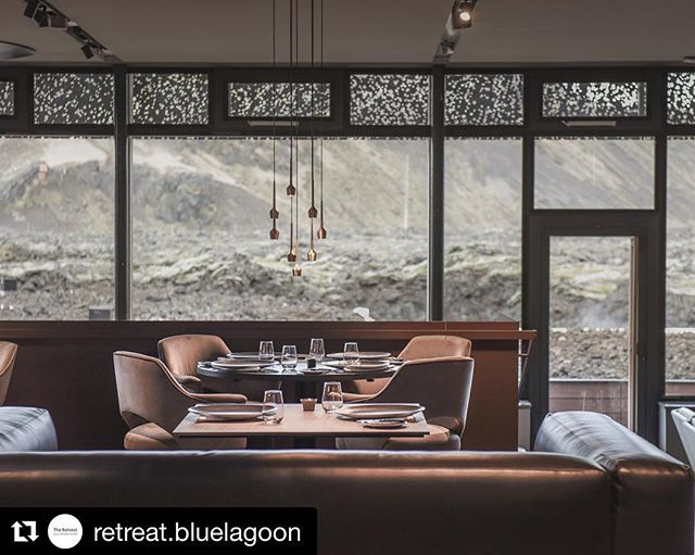 The Retreat hjá The blue lagoon er verk sem ég vann sem lýsingarhönnuður hjá @liska_lighting_design . #Repost @retreat.bluelagoon ・・・ #TheRetreatBlueLagoon #BlueLagoonIceland #Iceland #luxurytravel