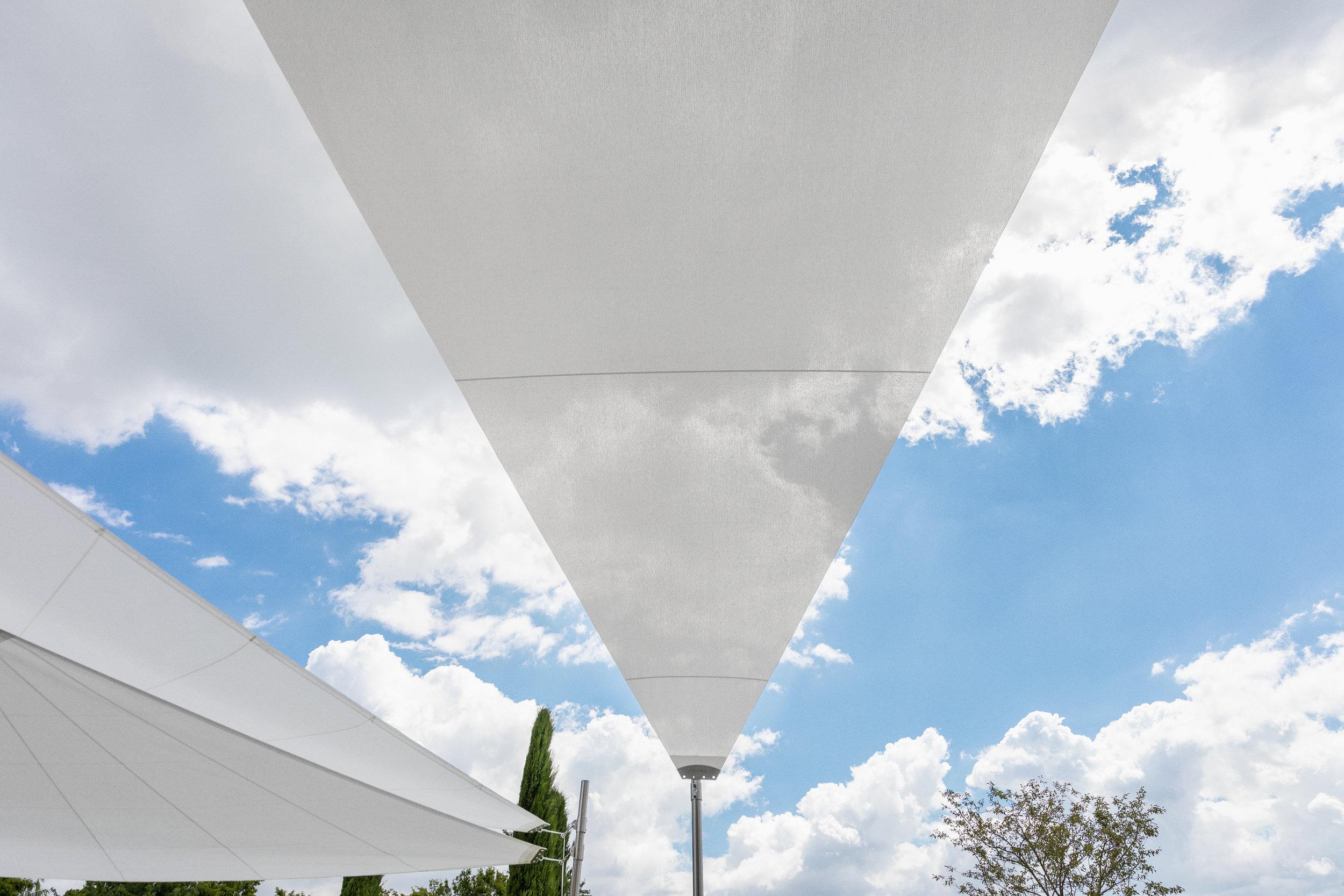 Horizontal-Sonnensegel F3_rewalux GmbH