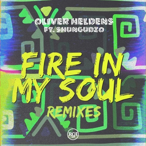 Oliver Heldens - Fire In My Soul (Justin Caruso Remix)
