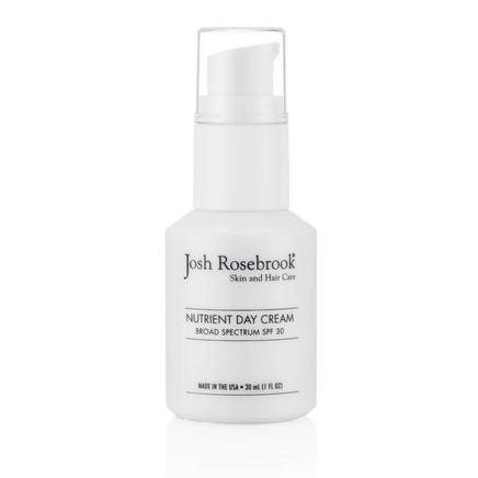 Josh Rosebrook Nutrient Day Cream SPF 30 available at   The Greenway Shop   (use code DRCOURTNEY15 to save 15%)