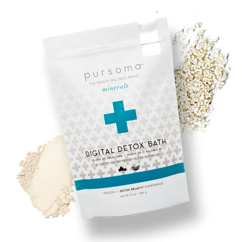 Pursoma Digital Detox Bath available at  The Greenway Shop  (use code DRCOURTNEY15 to save 15%) and on  Amazon