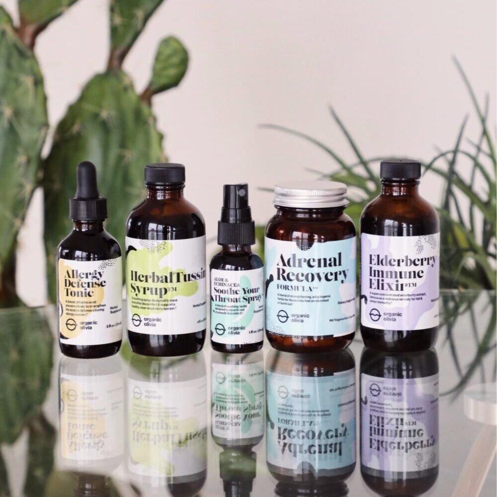 organic olivia