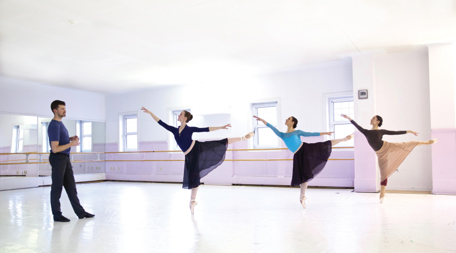 Barbara Palmer Fund for New Works - The Barbara Palmer Fund for New Works supports the creation of new repertoire, investing in the aspirations of tomorrow's Alberta Ballet, inspiring dances and audiences alike.Learn MoreDonate Now