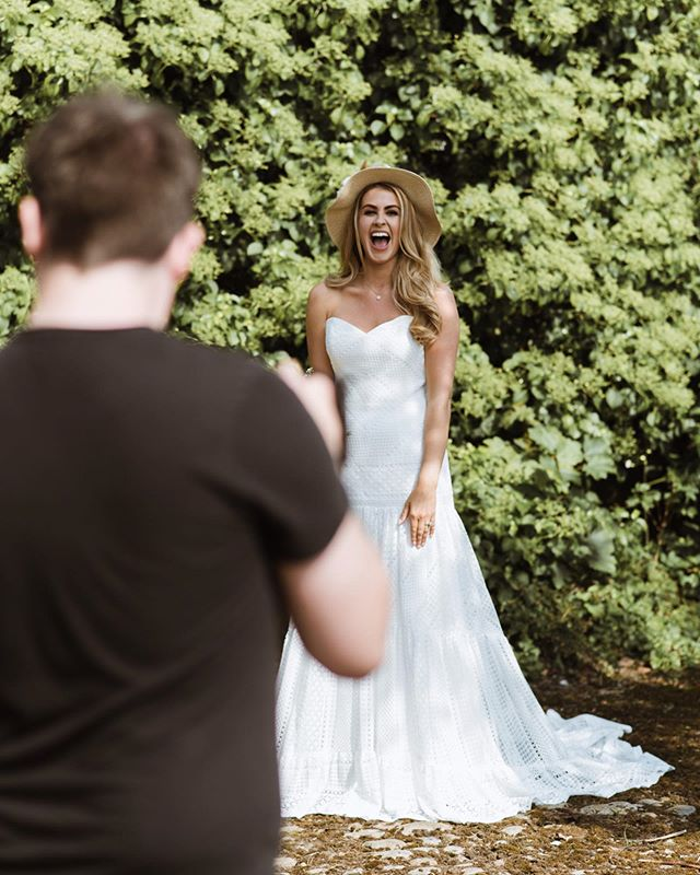 Behind the scenes with the best of them  Styling & Floral design @scarlettenvyevents  @samwilliamsflowers  Photographer @alexandraholtphotography  Videographer @llhfilms  Venue @shireburnarms  Bridal @lulubrownsbridal  Menswear @menswear_amelias  Hair @bhbsamgateleyandco  Make up @leannejacksonmakeup  Cake @loulousmeringues  Stationery @prettypaperco_stationery  Cookies @reetpetitecookieco  Custom painted jacket @borntobewildbridal  Cheese cake @bowlandfoodhall  Confetti @adamappleconfetti  Bride @oliviagracereeves  Groom @f.d.jones