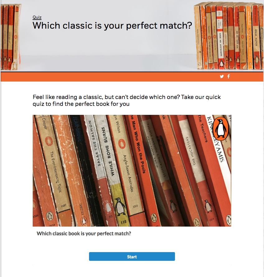 which classic quiz