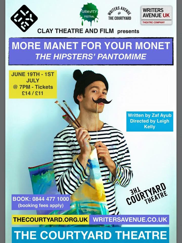 - More Manet for your Monet by Zaf Ayub