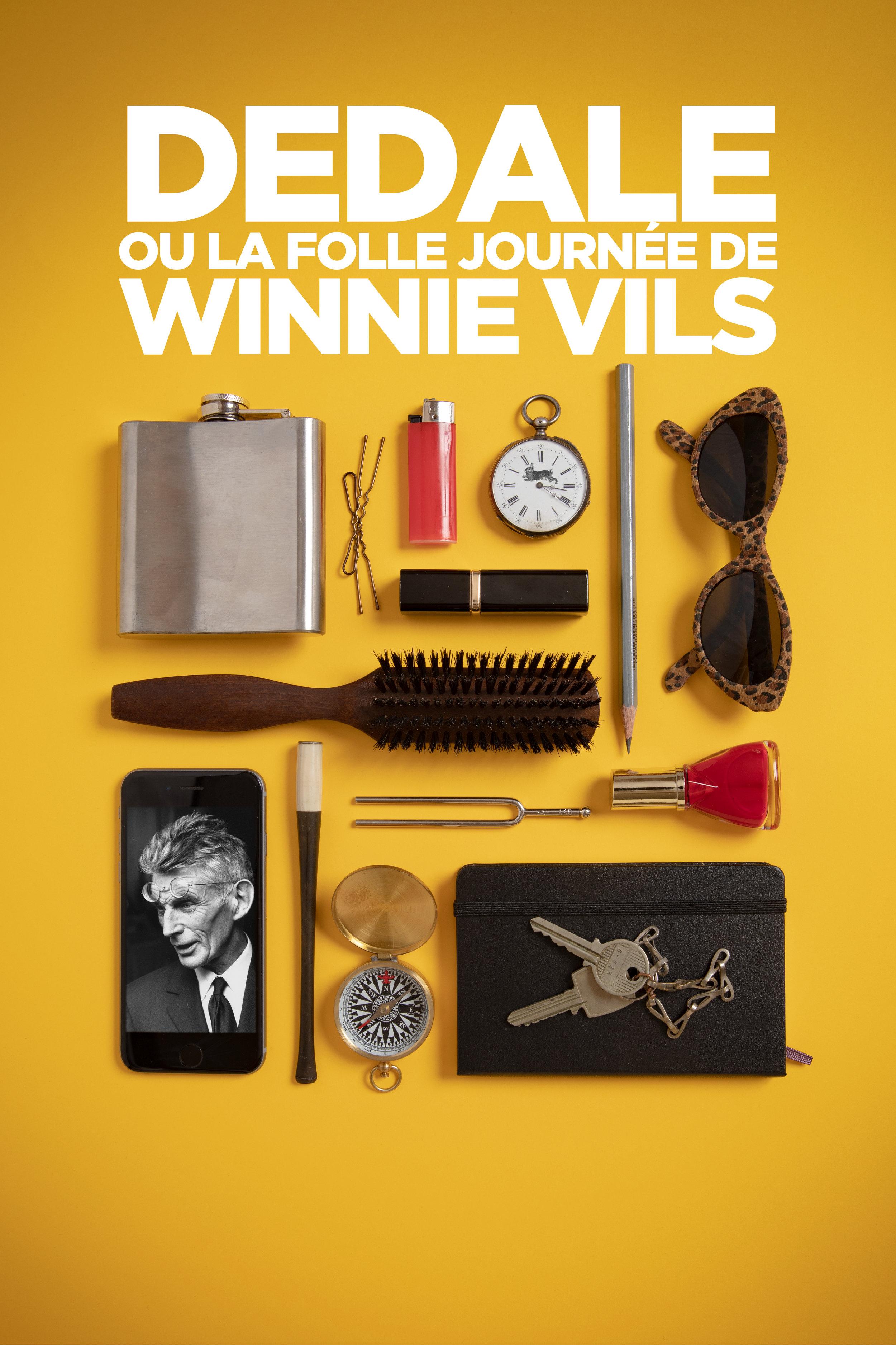 - Dédale ou La Folle Journée de Winnie Vils
