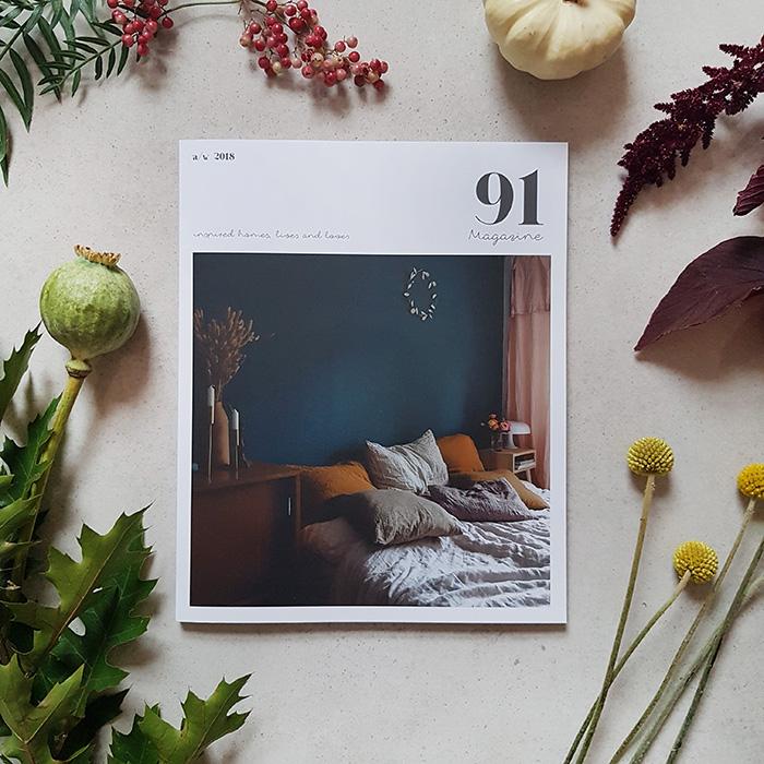 Firain + 91 Magazine - AW Issue 2018