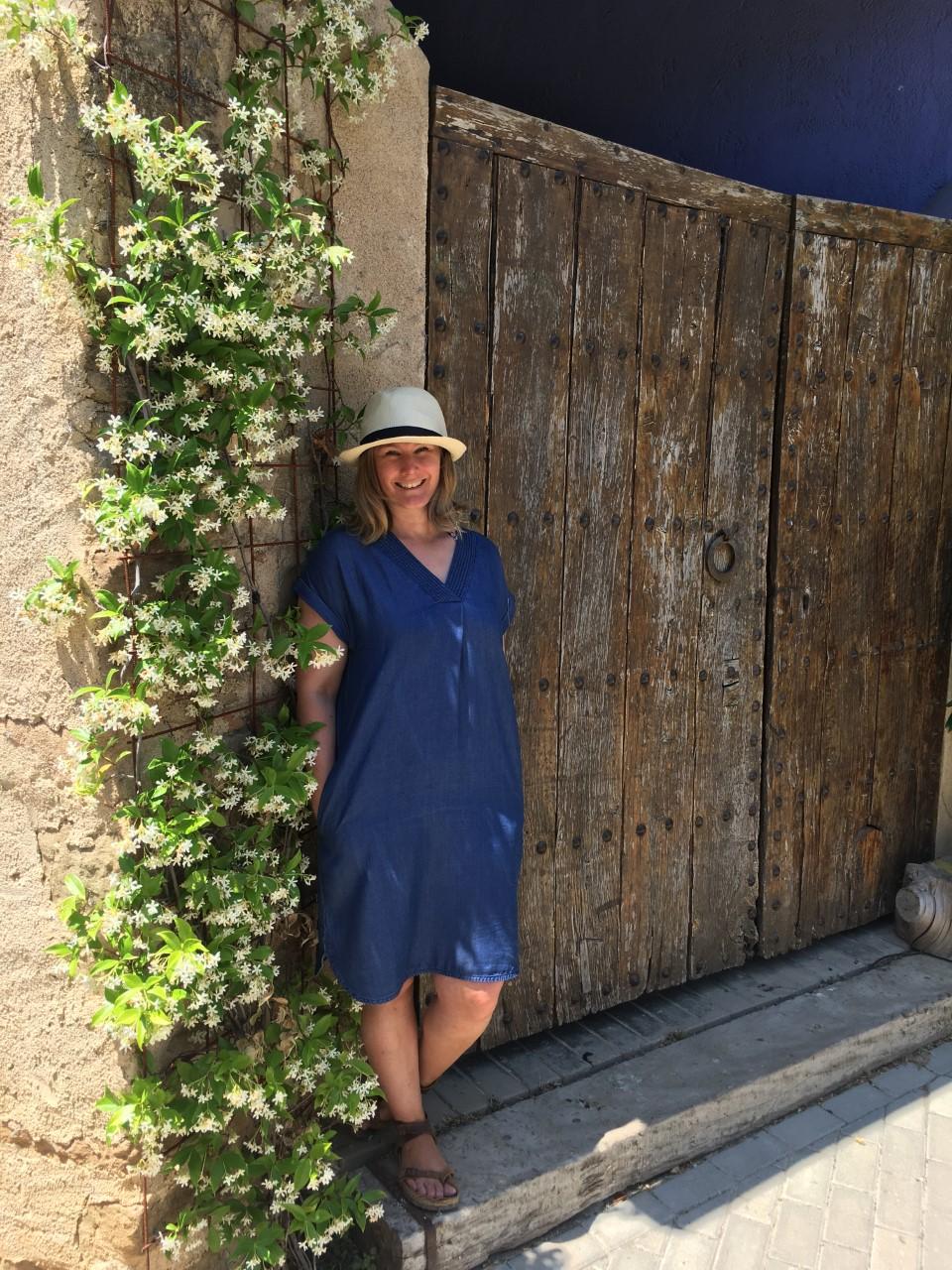 Jo in Spain