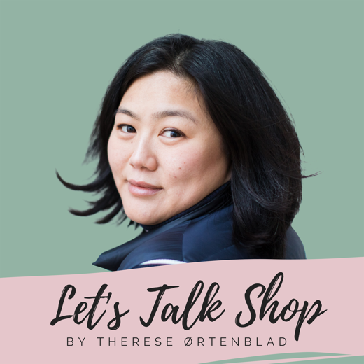 Therese from The Small Business Collaborative and Lets Talk Shop Podcast