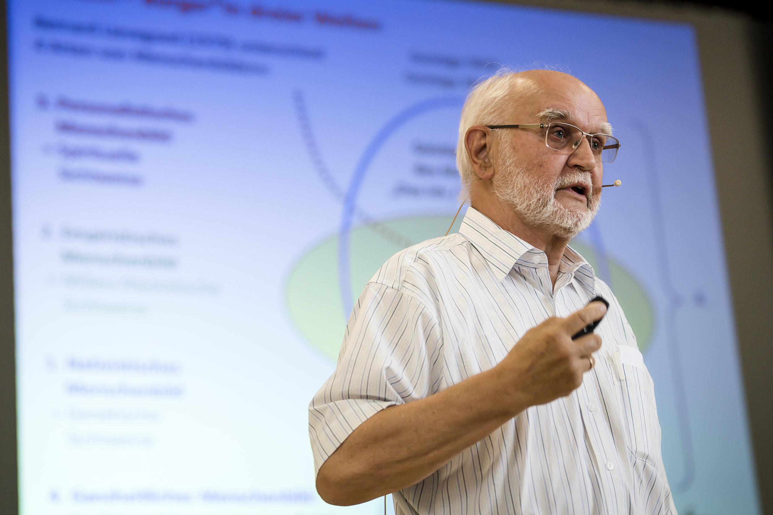 Prof. Dr. Dr. h.c. Friedrich Glasl