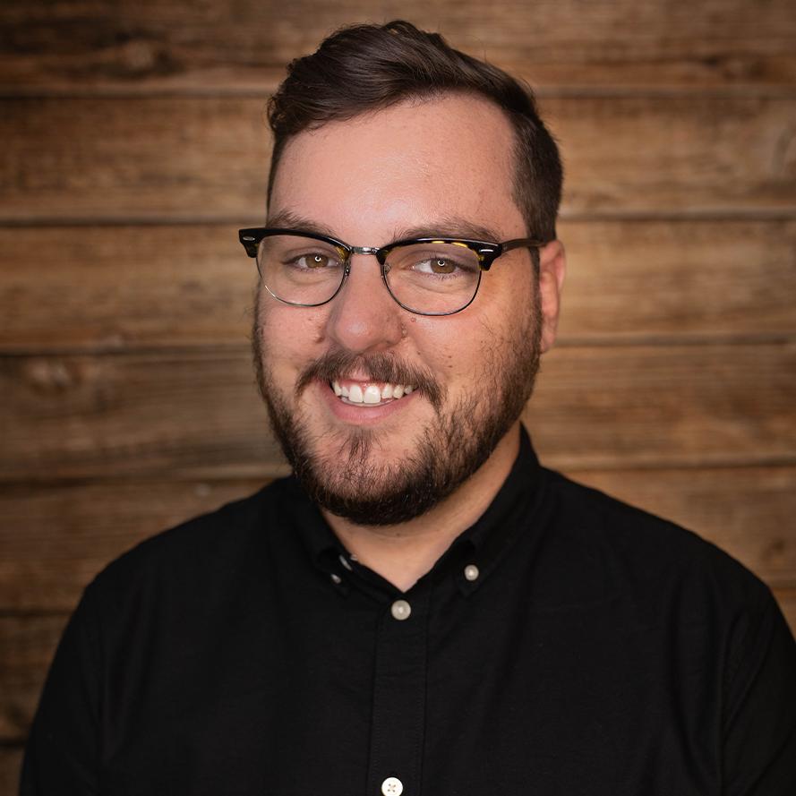 Trevor Jackson - Editor