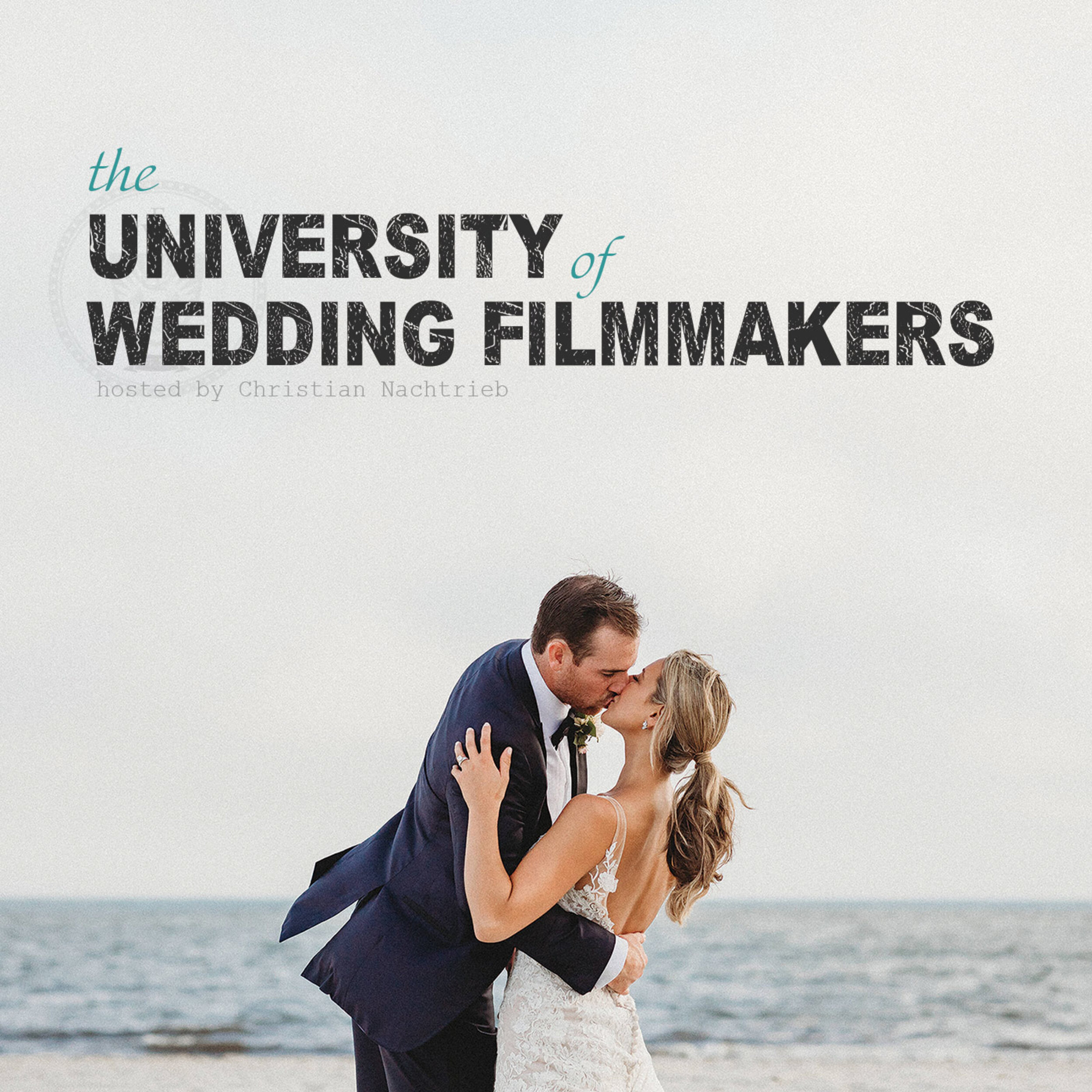 university of wedding filmmakers logo