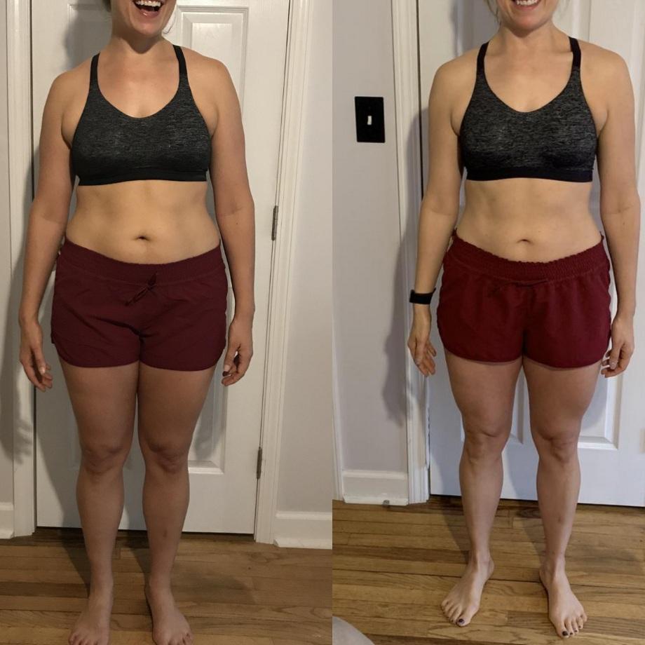 "JULY '2018:  Weight: 186 || Chest: 38.25"" || Waist: 32.75"" || Hips: 41"""