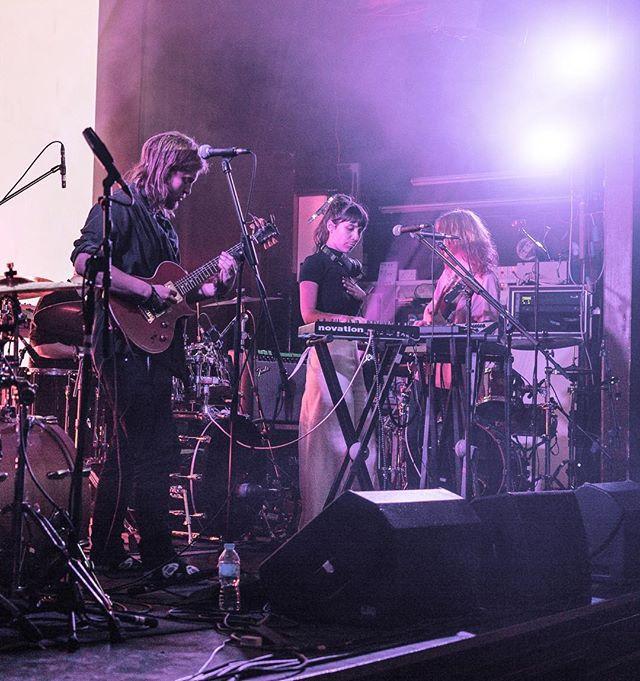 Throwback to #SPECTRA festival in Aberdeen 💙 photo by Szymon Nieborak